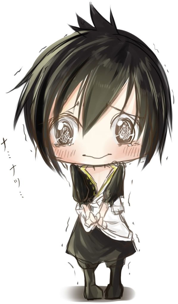 When I saw him I was like who's this guy? I gotta a new fav character! What's his name? oh o.0<< Zeref Dragneel