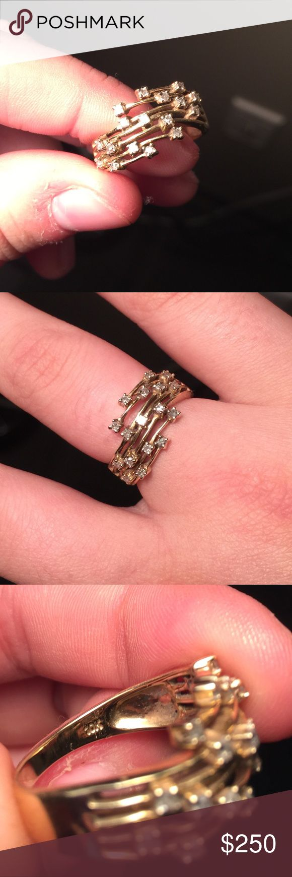 1726 best Rings that Rock images on Pinterest | Diamond rings ...