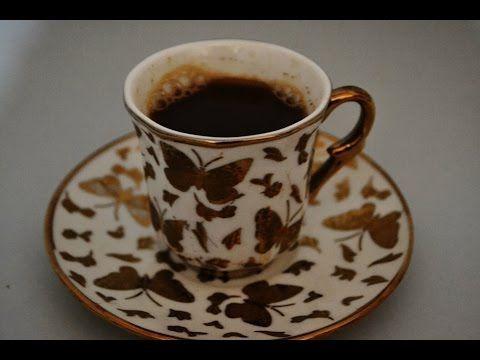 Кофе по турецки в микроволновке - YouTube