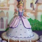 Barbie Doll Cake Recipe: Cakes Mixed, Barbie Cakes, Doll Cakes, Cakes Recipes, Princesses Cakes, Barbie Dolls, Dolls Cakes, Batter Bowls, Allrecipes Com