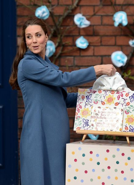 Kate Middleton Photos: The Duchess Of Cambridge Visits Emma Bridgewater Factory
