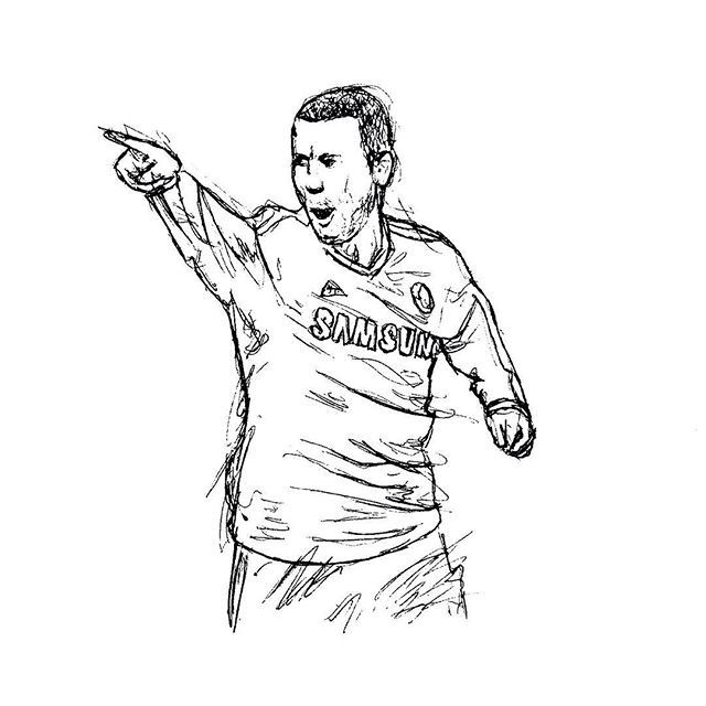 Chelsea Coloring Page