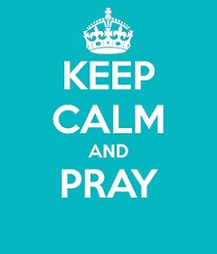 Pray.........