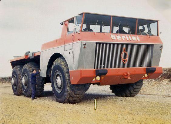 1959 Berliet T100N4