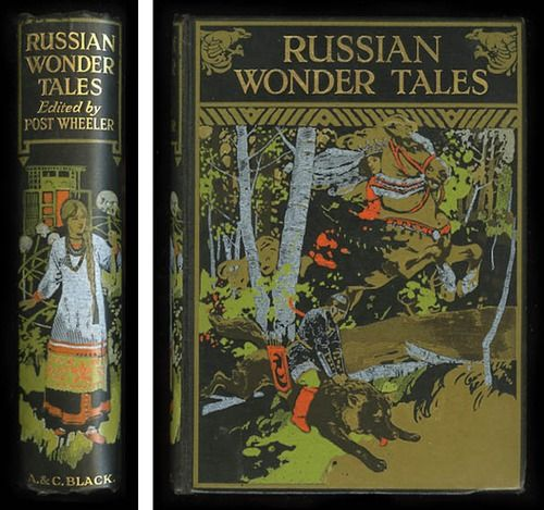 Great Books On Russian Fairy 113