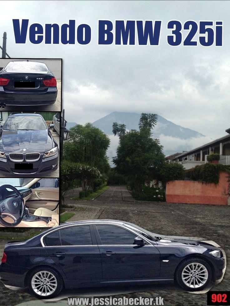 Vendo BMW 325i Modelo 2009 de agencia $25,900 42387726 anaurrutia@live.com www.jessicabecker.tk 902