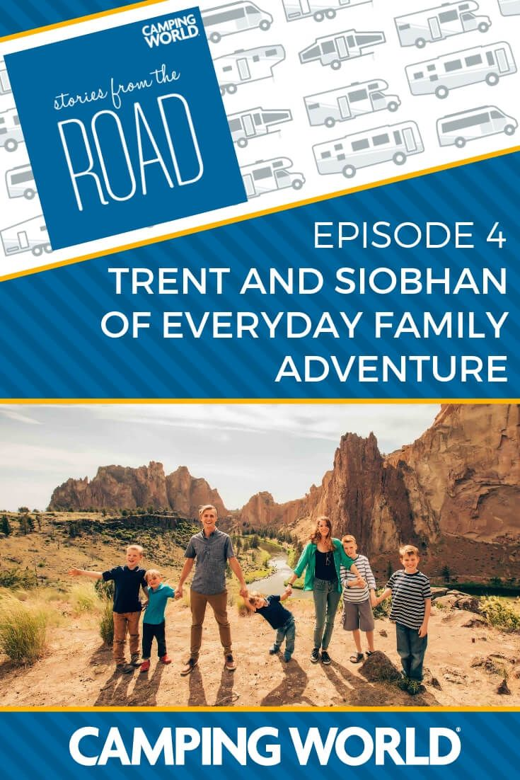 Sftr 004 Family Life On The Road With Everyday Family Adventure Podcast Family Adventure Adventure Camping Adventure