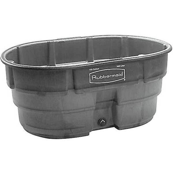 Rubbermaid Stock Tank 150gal