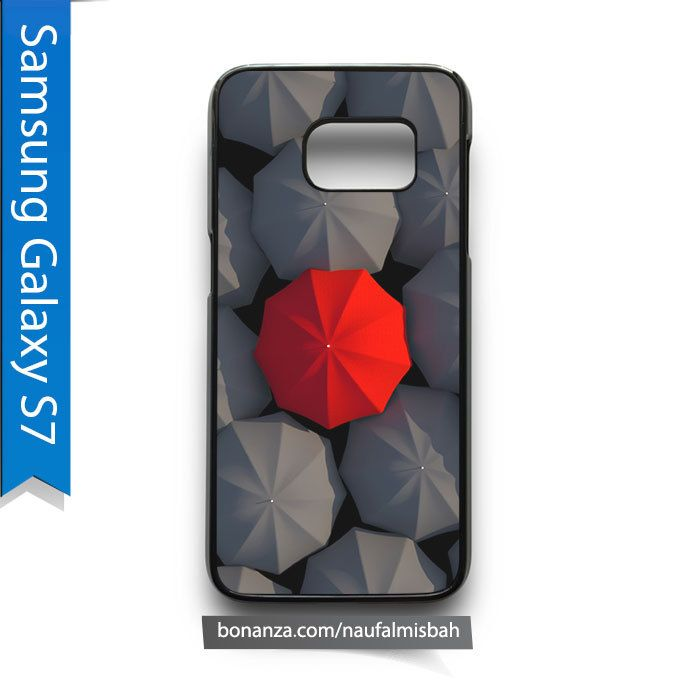 Valentine's Day Red Hearts Samsung Galaxy S7 Case Cover