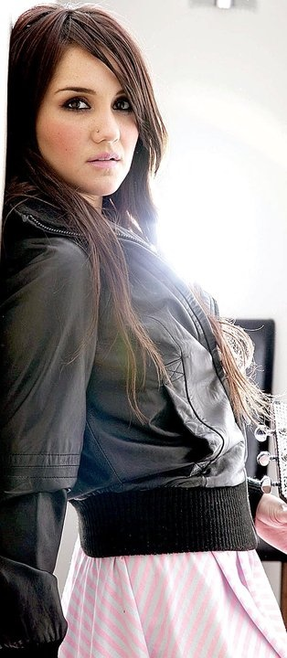 Dulce Maria from rebelde been told i look like her too