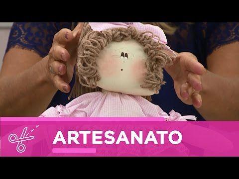 Vida com Arte | Especial de 3 anos - Boneca Vidinha por Mônica Lixandrão - 05 de Maio de 2017 - YouTube