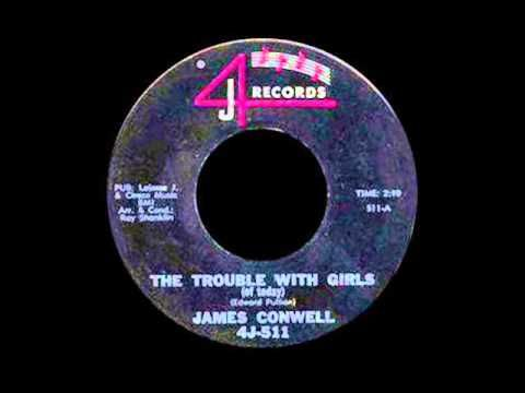 James Conwell - The Trouble With Girls (Of Today) - YouTube