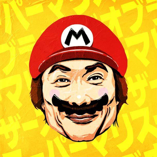 Shigeru Miyamoto – Hommage par Butcher Billy | Ufunk.net