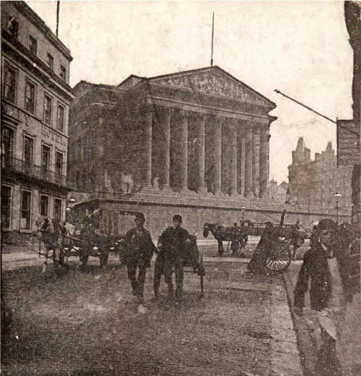 Roe Street 1900
