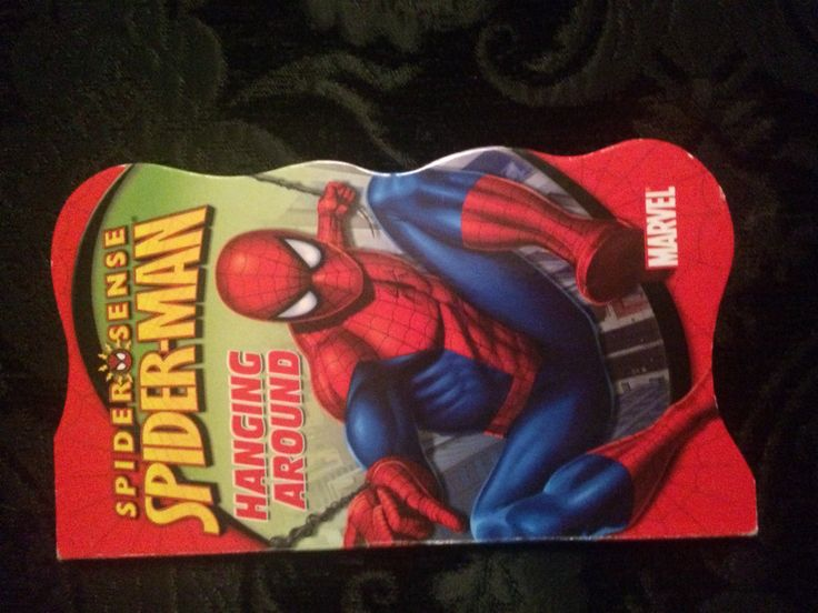 SPIDERMAN!!! The Book!!! Fun For KIDS!!! Learning!!!! - YouTube