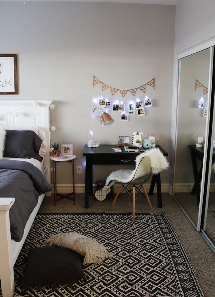 babiekins magazine a modern teen bedroom makeover - Teenage Interior Design Bedroom