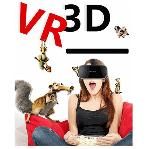 3D Virtual Reality Glasses Tsanglight VR 3D Headset Virtual Visors for IOS iPhone 77 Plus66S6S Plus Android Samsung Galaxy S7 Edge S7S6S5J7A5A3 2016  Other 4755 Cellphone -- Read more  at the image link.Note:It is affiliate link to Amazon.