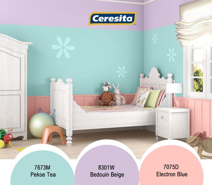 Más de 1000 ideas sobre Pintura De Dormitorio Niña en Pinterest ...