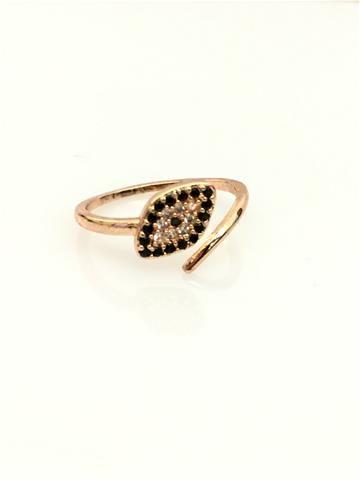La Bella Donna - Γυναικειο δαχτυλιδι με μικρο ματακι