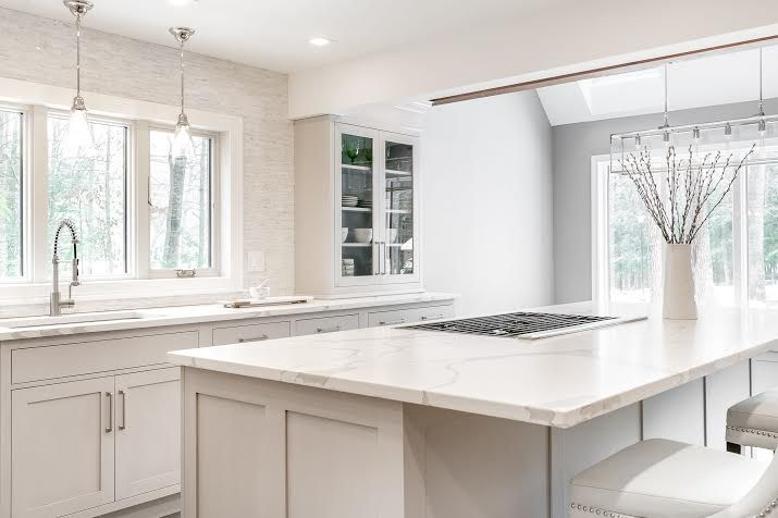 Natural Light In A Kitchen Kitchen And Bath Design House Design