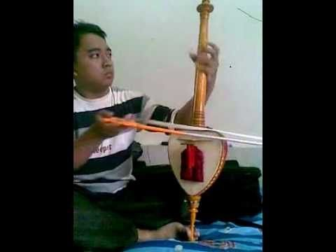REBAB Sundanese Instrument  West Java, Indonesia