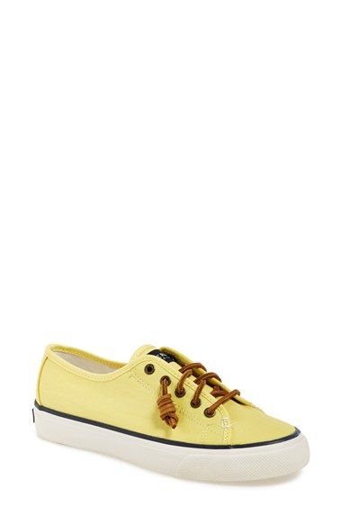 Sperry 'Seacoast' Boat Shoe (Women) available at #Nordstrom
