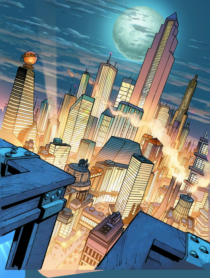 """Live-Action Superman Prequel Series Announced  A live-action Superman prequel series will air exclusively on DC's forthcoming streaming service in 2019.  The series titled Metropolis received a direct-to-series order from Warner Bros. Television and DC Entertainment for a 13-episode first season. Metropolis takes place """"before the arrival of Superman"""" and """"follows Lois Lane and Lex Luthor as they investigate the world of fringe science and expose the citys dark and bizarre secrets.""""…"""