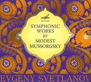 Symphonic Works by Modest Mussorgsky [CD], 19591476