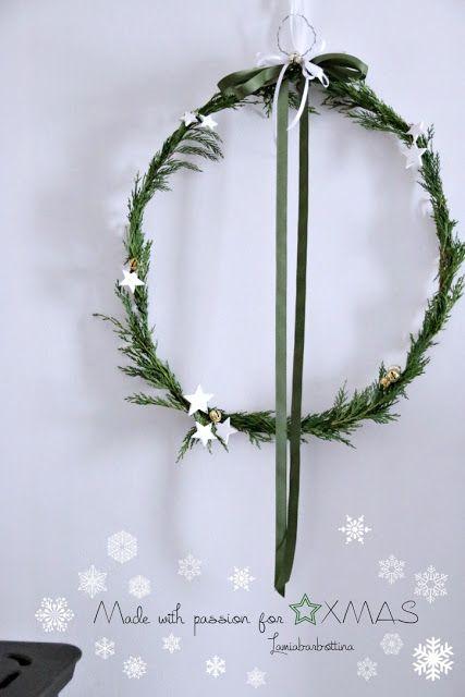 La mia barbottina: ⭐️My Christmas Wreath⭐️