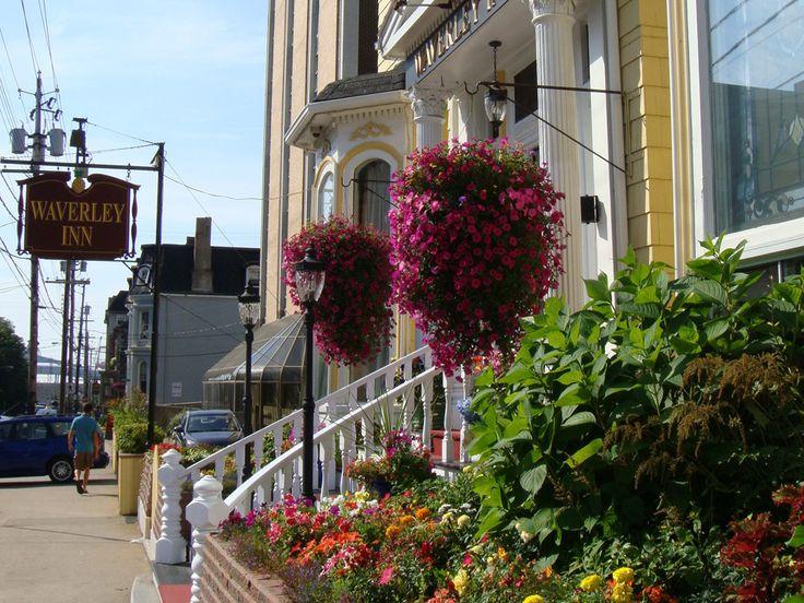 Waverley Inn - Halifax's Historic Boutique Inn - Nova Scotia vacation ideas