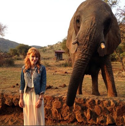 Bella Thorne - Sun City South Africa