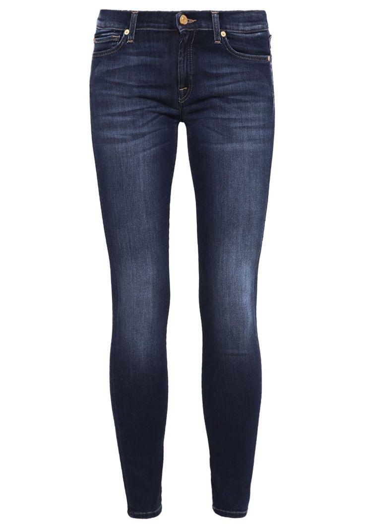 7 for all mankind THE SKINNY B(AIR) Jeans Skinny Fit duchess Premium bei Zalando.de   Material Oberstoff: 69% Baumwolle, 15% Lyocell, 14% Polyester, 2% Elasthan   Premium jetzt versandkostenfrei bei Zalando.de bestellen!