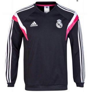Sudadera Real Madrid 2014/2015 -- Negro