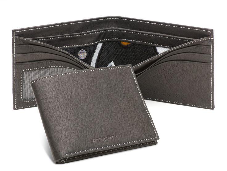 Pittsburgh Penguins Game Used Uniform Wallet