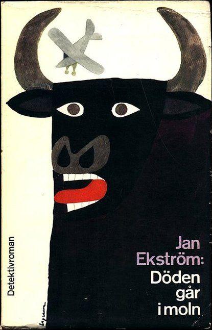book cover: döden går i moln