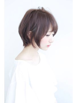 ALICe by afloat 【アリスバイアフロート】 ツヤのあるフェミニンショートカット★