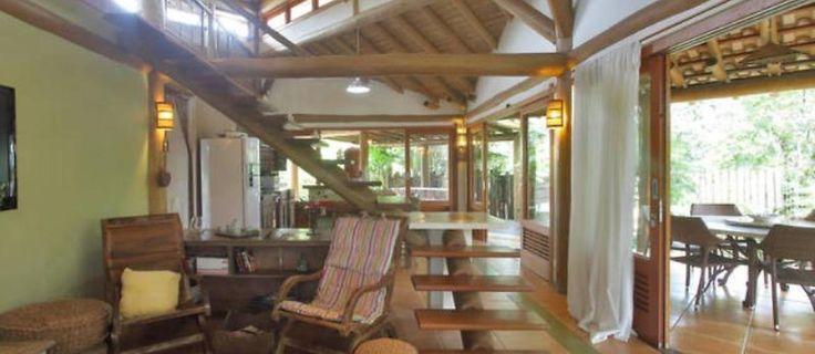 Casa para alugar para temporada em  Itamambuca Ubatuba