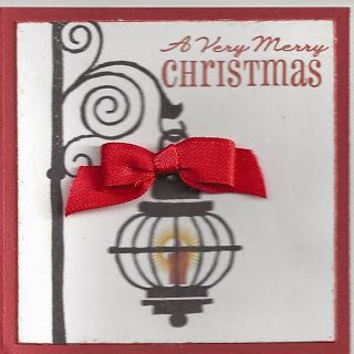 Diary of a Scrapbook Addict: More Christmas Cards