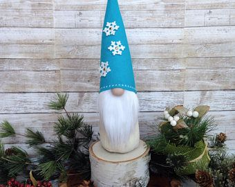 Scandinavain Gnome - Swedish Tomte - Nordic Gnome - Hygge Home - Housewarming Gift - Teacher Gift