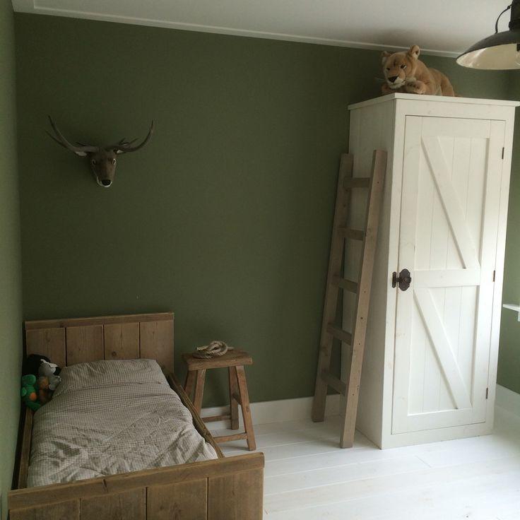 25 beste idee n over jongens hoogslapers op pinterest kinderen zolder slaapkamers kind - Ruimte van de jongen kleur schilderen ...