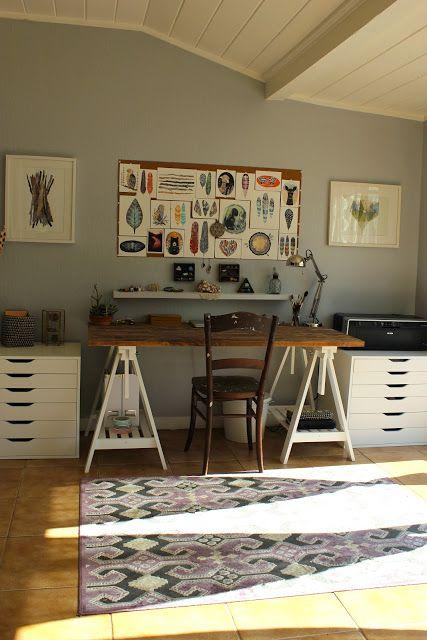 River Luna art studio