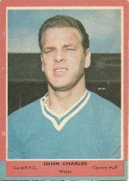 116. John Charles  Cardiff City