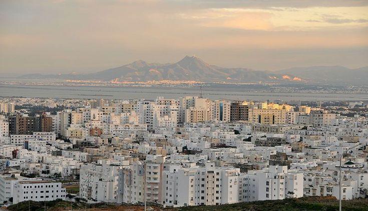 Hauptstadt Tunis im Tunesien Reiseführer http://www.travelbrochures.org/