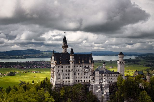 New Swan Stone Castle (Neuschwanstein) would love to go back there. The rooms are amazing.