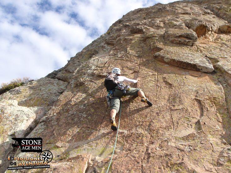 Rutas para principiantes y para escaladores más experimentados