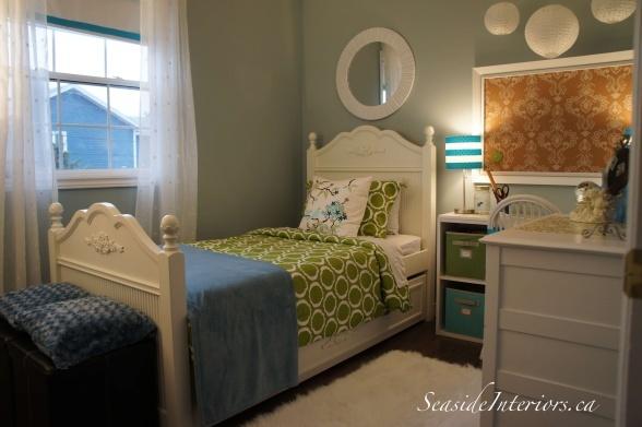 Gray bedroom wallsRoom Redo, Room Colors, Girls Bedrooms, Blue Green, Kids Room, Girls Room, Gray Bedrooms, Bedrooms Wall, Girl Rooms