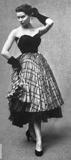 .História da Moda.: Anos 50 - Parte 3: Moda Feminina                                                                                                                                                                                 Mais