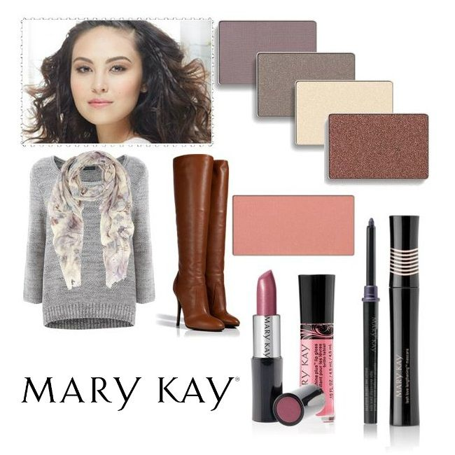Summer is over and Autumn has arrived! Here's a fall makeup & fashion look to love this season!