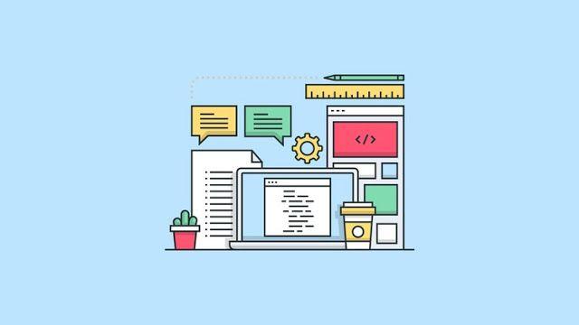 The Front End Web Developer Bootcamp Udemy 100 Free Course Web Development Online Web Design Web Development Design
