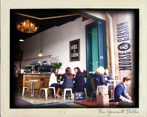 Moose and Gibson in Woolloongabba, Brisbane. #cafe #coffee #brunch